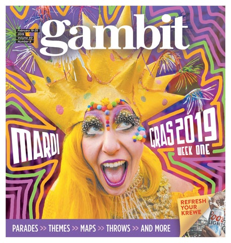 2ed10c0e6386 Gambit New Orleans