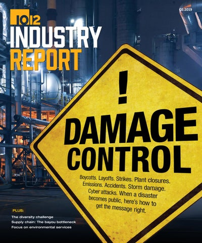 10/12 Industry Report [Q1 2019] by Baton Rouge Business