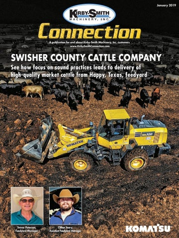 Kirby Smith - Connection - January 2019 by Construction Publications