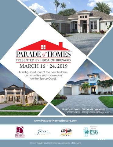 2019 Entries - Parade Of Homes™ Brevard