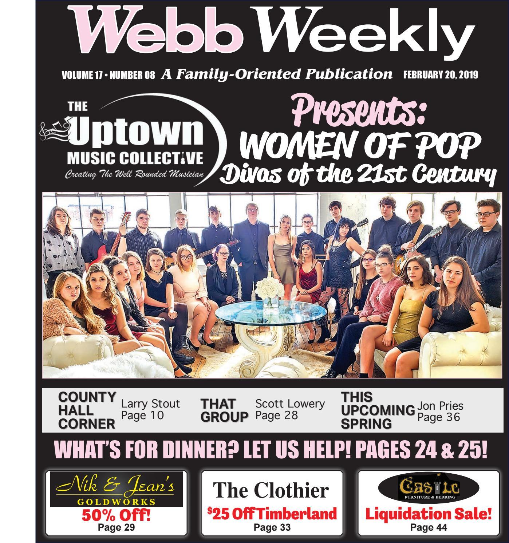 Webb Weekly February 20, 2019 by Webb Weekly issuu