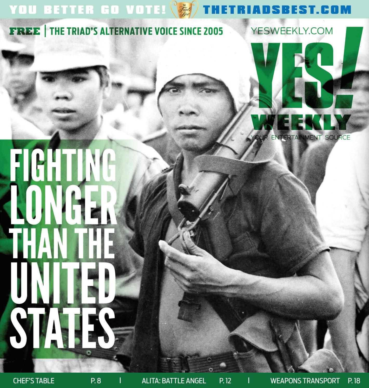 YES! Weekly - February 20, 2019 by YES! Weekly - issuu