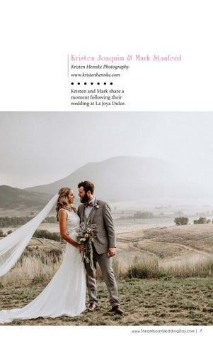 Page 9 of Steamboat is for Weddings
