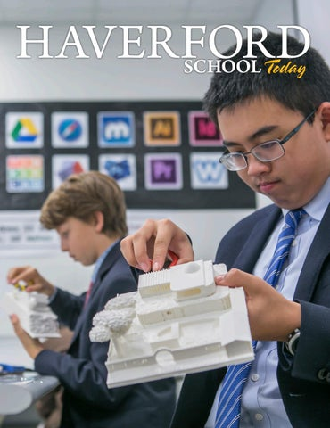 d7eb0ed629 Haverford School Today  Winter 2019 by The Haverford School - issuu