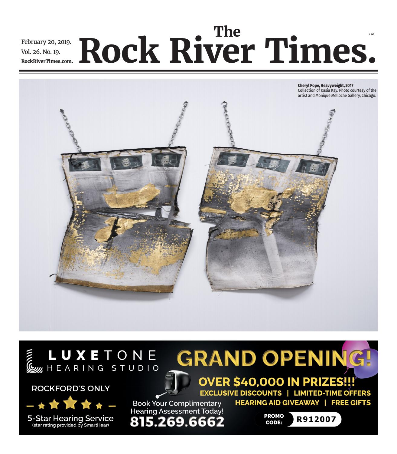 2f0a2693c The Rock River Times – February 20, 2019 by Rock River Times - issuu