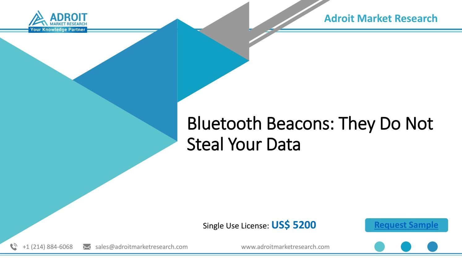 Global Bluetooth Beacons Market Pin-point Analysis and
