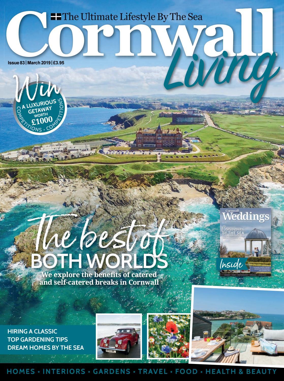 Cornwall Living 83 by Engine House Media - issuu