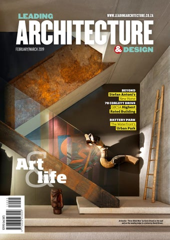 c88345c87e4 Leading Architecture & Design February/March 2019 by New Media B2B ...