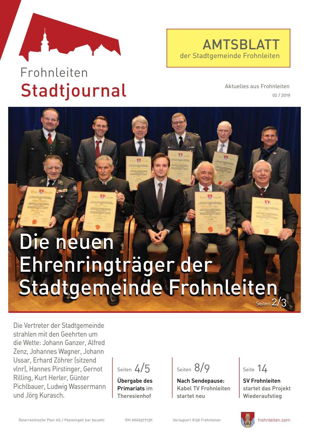 Unterwegs in Frohnleiten | huggology.com