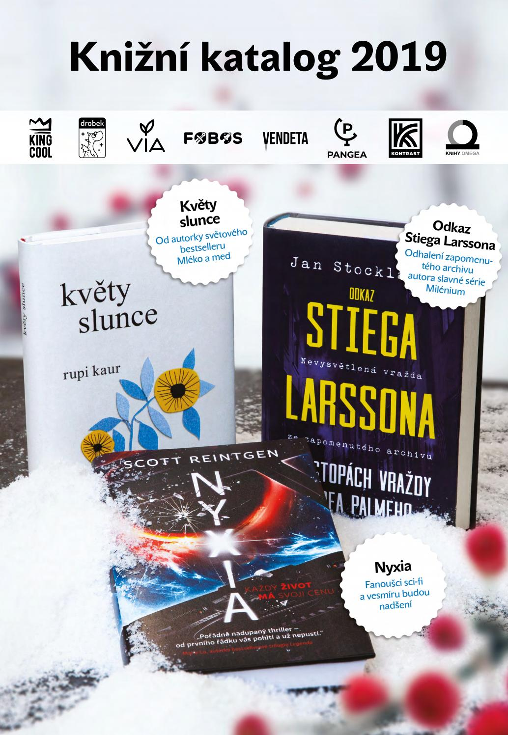 8fbe17f5f8e3 Knižní katalog 2019 (leden - duben) by Knihy Dobrovský - issuu