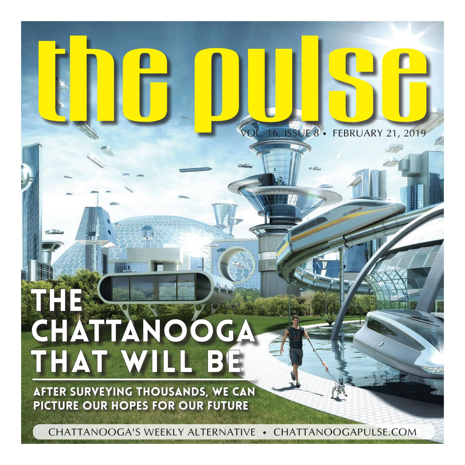The Pulse 16 08 » February 21, 2019 by Brewer Media Group