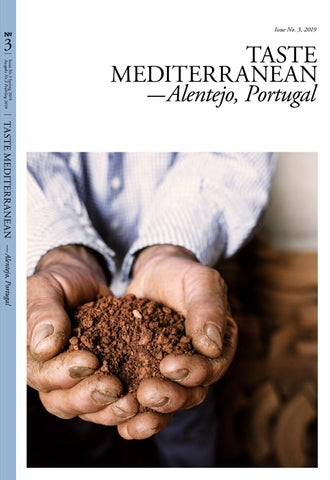 Page 1 of Taste Mediterranean - Alentejo, Portugal issue 3