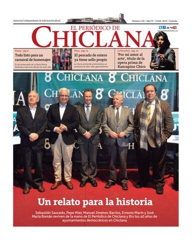 9dab9ba980a4 El Periódico de Chiclana nº125 by El Periódico de Chiclana - issuu