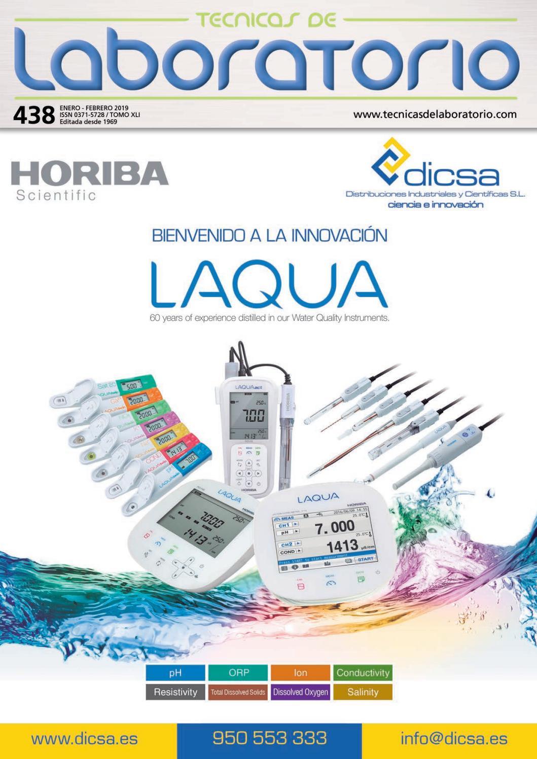 Tecnicas de Laboratorio nº438 by Publica SL - issuu