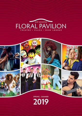 945bee30b4fe Spring - Summer 2019 Brochure by Floral Pavilion Theatre ...
