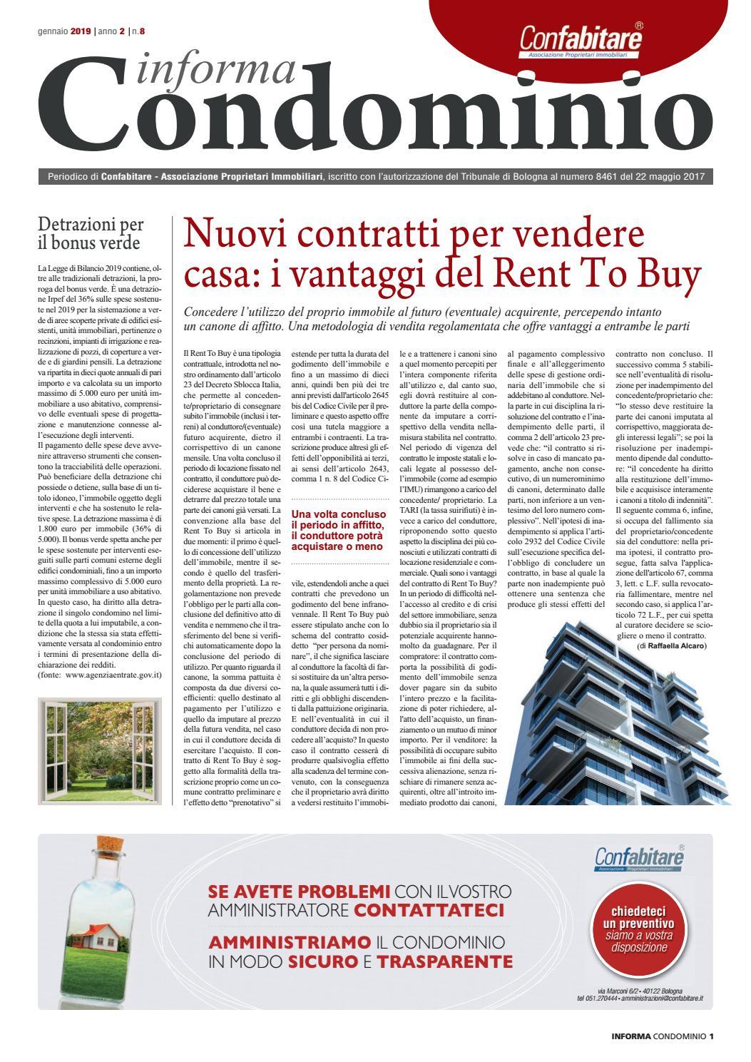 Rete Per Gatti Condominio informa condominio n.8 by kore edizioni - issuu