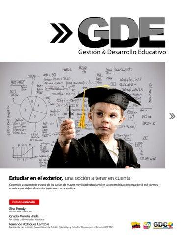 3ea385dd96 GDCO Gestión & Desarrollo Educativo 2015 by GDCO - issuu