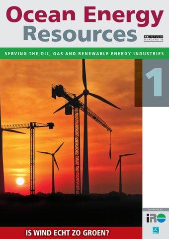 Ocean Energy Resources 1 2019 By Uitgeverij Tridens Issuu