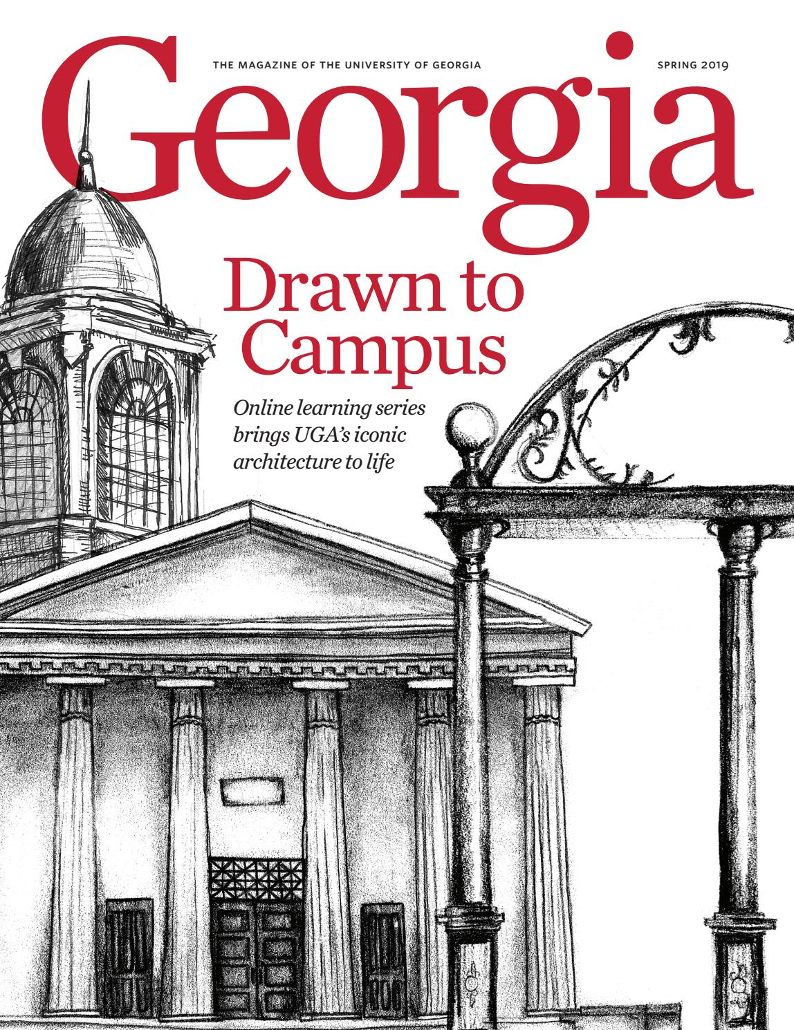09b44753623 University of Georgia Magazine Spring 2019 by University of Georgia ...