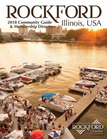 2018 Rockford Chamber Community Guide & Membership Directory