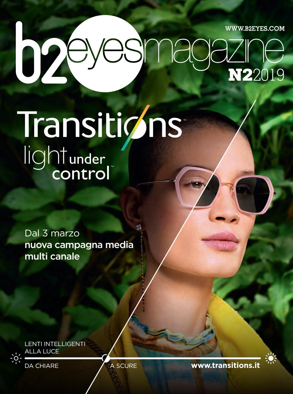 5fd689fde3 b2eyes Magazine 2/2019 by Rivista Sfogliabile - issuu