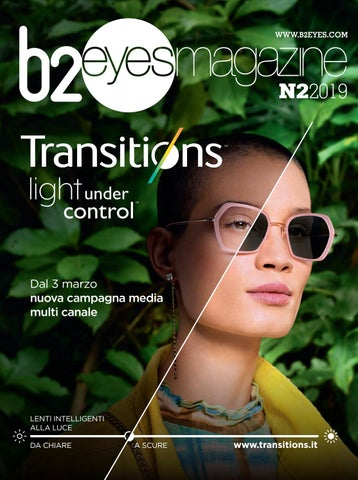 1ca357e54 b2eyes Magazine 2/2019 by Rivista Sfogliabile - issuu