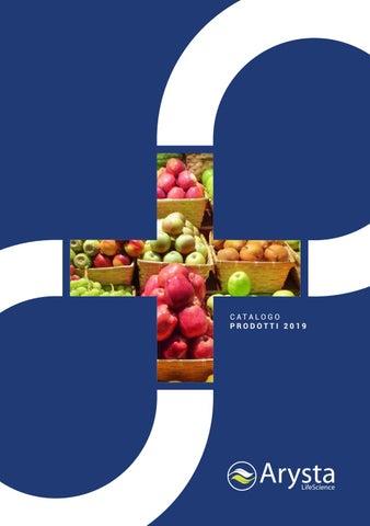 Calendario Trattamenti Nespolo.Catalogo Agrofarmaci Arysta 2019 By Image Line Issuu