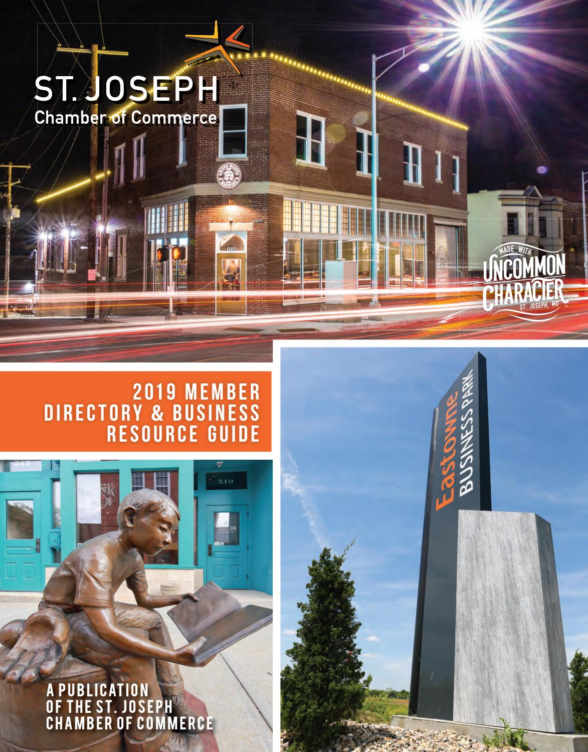 St Joseph MO Resource Guide by Town Square Publications 30b19a74b