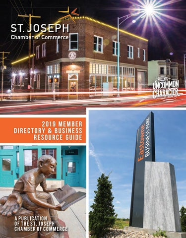 St  Joseph MO Digital Magazine - Town Square Publications