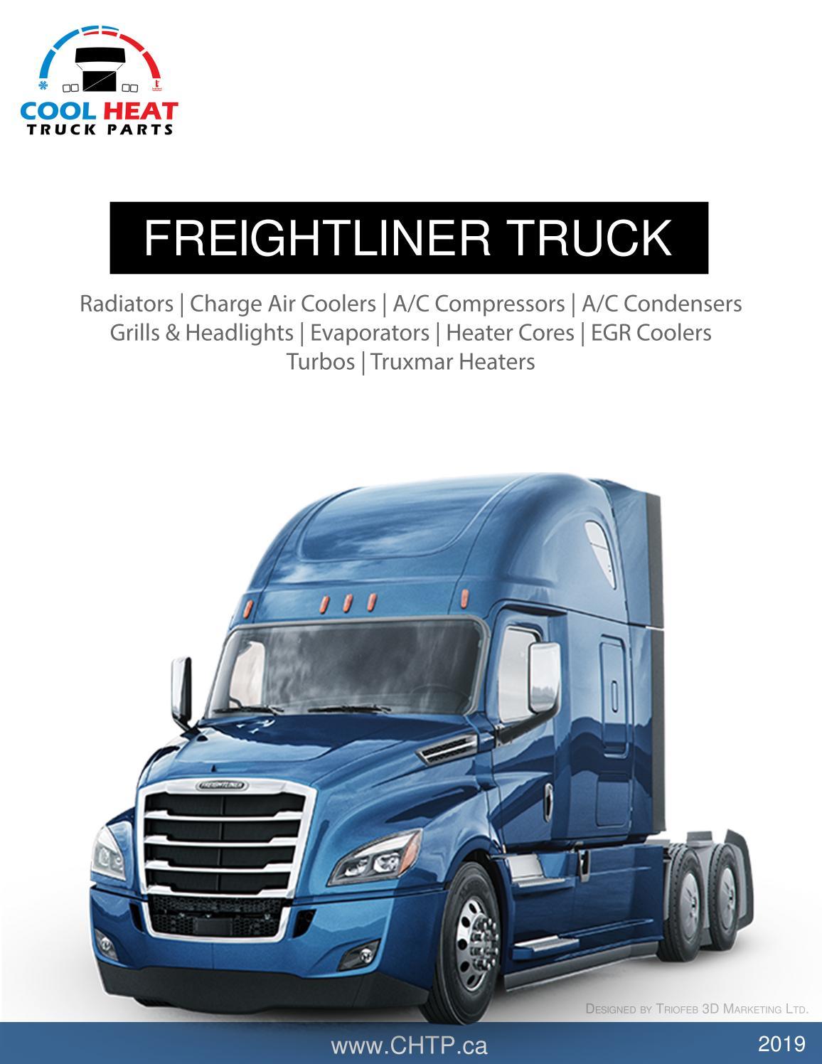 Freightliner Truck Parts by Amir Wihan - issuu