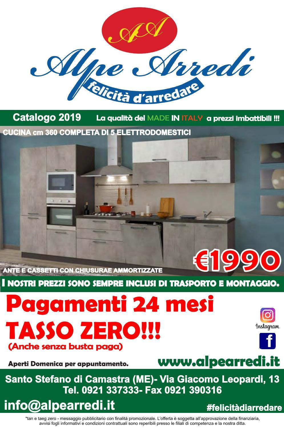 Catalogo Alpe Arredi 2019 By Alpe Arredi Issuu