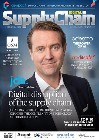Supply Chain Digital February 2019