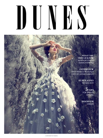 e0f29f9fa8 DUNES MAGAZINE | ISSUE 01 by DUNES - issuu