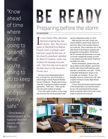 Page 12 of Be Ready