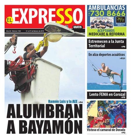 1120 Expresso El By De Issuu Puerto Rico 0nvmwN8