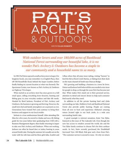 Page 26 of Pat's Archery