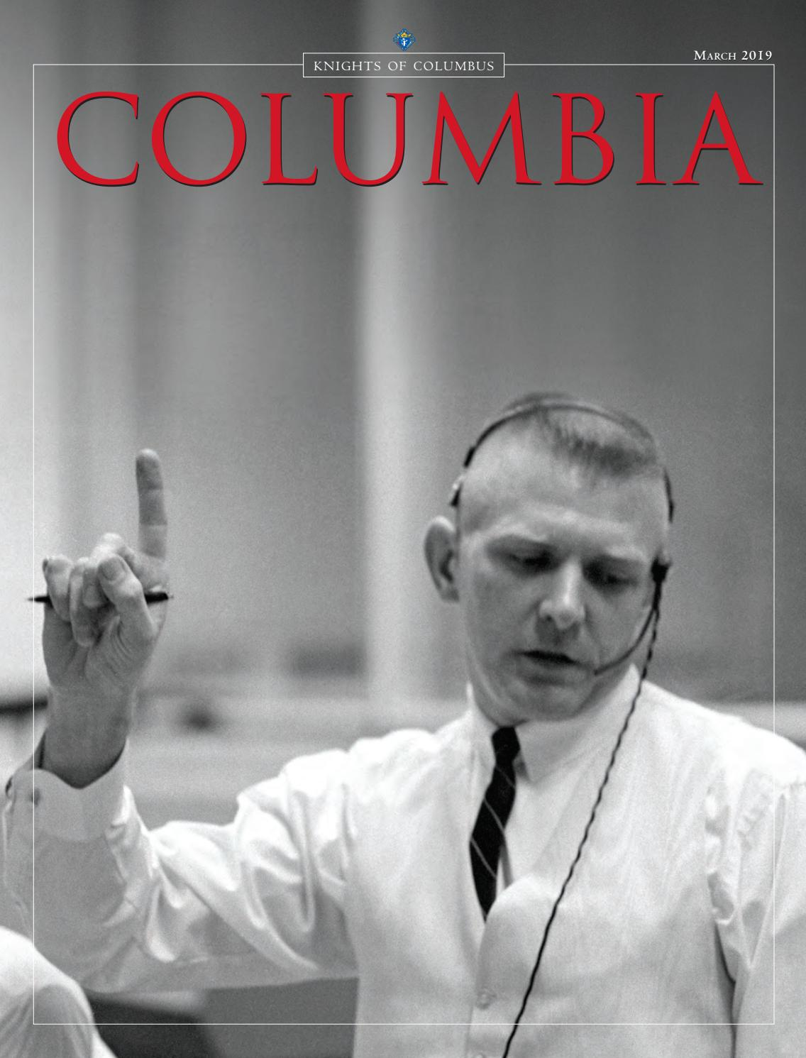 Columbia March 2019 by Columbia Magazine - issuu