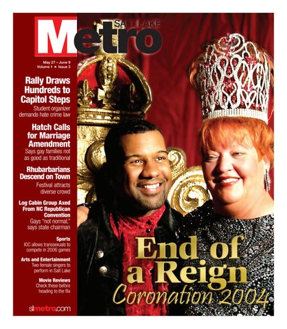 bc298df3d3a Metro - 3 - May 27, 2004 by QSaltLake Magazine - issuu