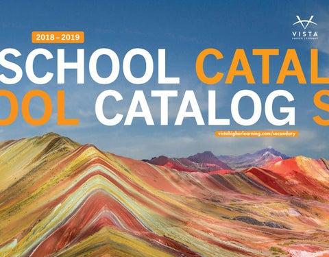 VHL School Catalog Public by Vista Higher Learning - issuu