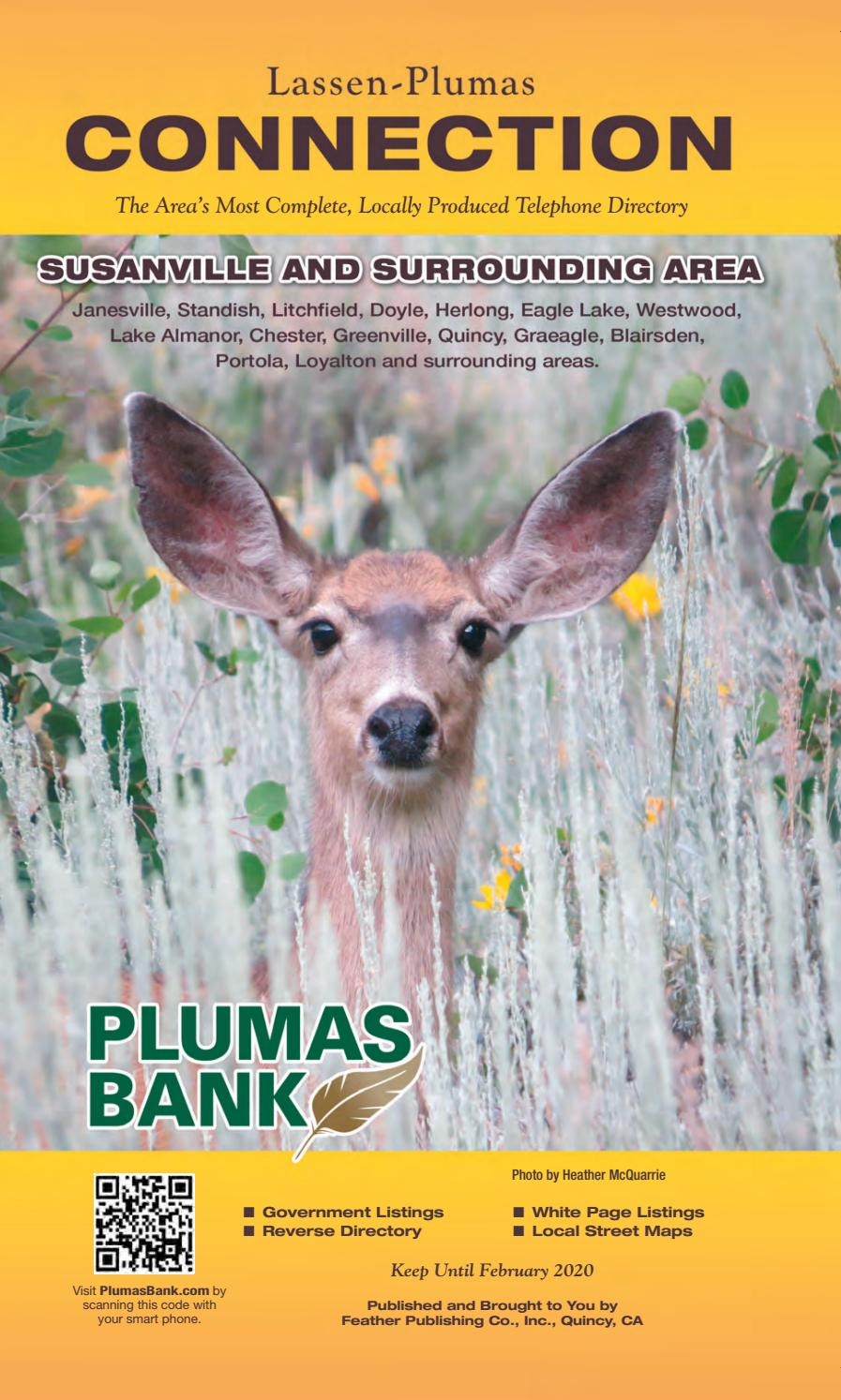 Lassen Plumas Connection 2019 by Feather Publishing - issuu