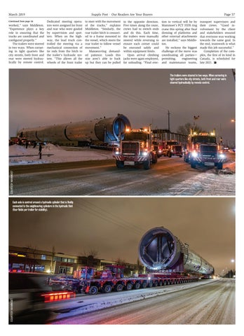 Page 57 of Alberta's Heaviest-Ever Road Move