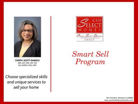 Cheryl Scott-Daniels-Smart Sell Program by Cheryl Scott