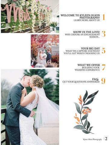 Page 3 of KOP Wedding Detals