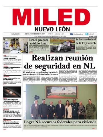 Miled Nuevo León 21 02 2019 By Miled Estados Issuu