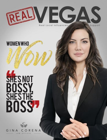 2052a45c2f23 Real Vegas Magazine | Gina Corena - V2 by All Pro Media - issuu