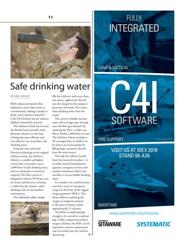 Page 11 of Safe drinking water