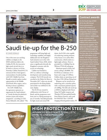 Page 3 of Saudi tie-up for the B-250