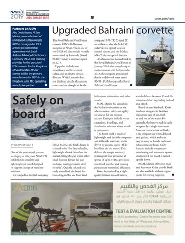 Page 8 of Upgraded Bahraini corvette