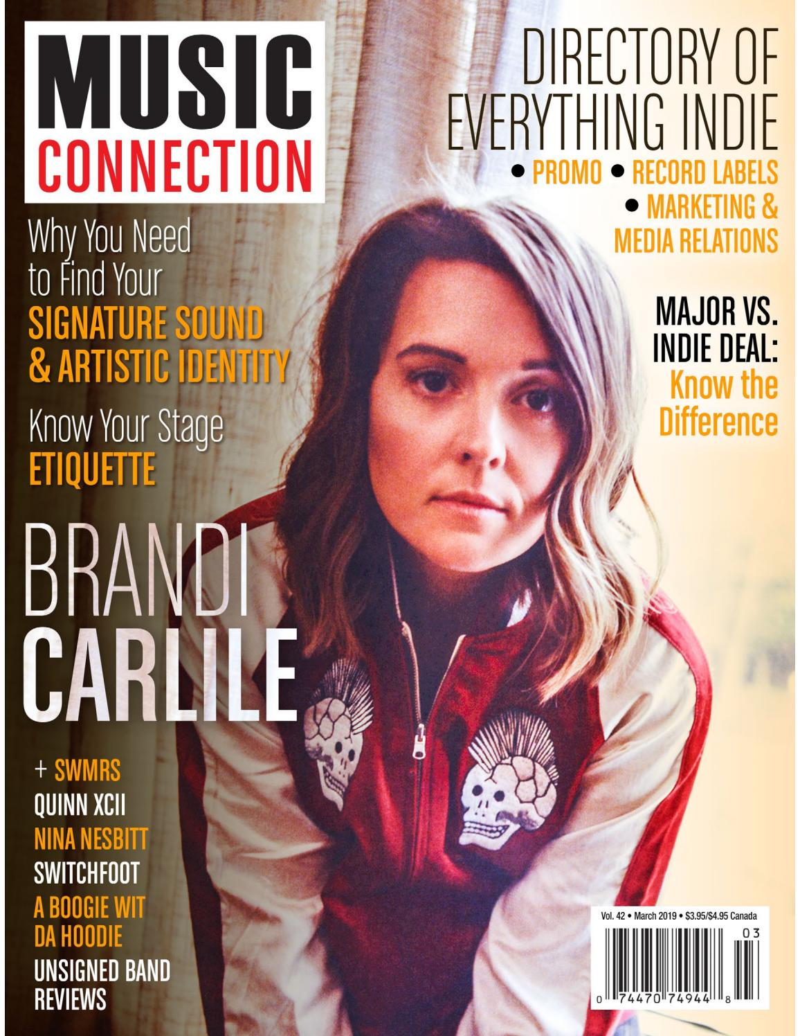 92588c7c2 Music Connection Magazine March 2019 by Music Connection - issuu