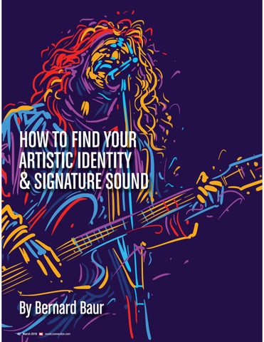 Page 42 of Find Your Signature Sound & Identity